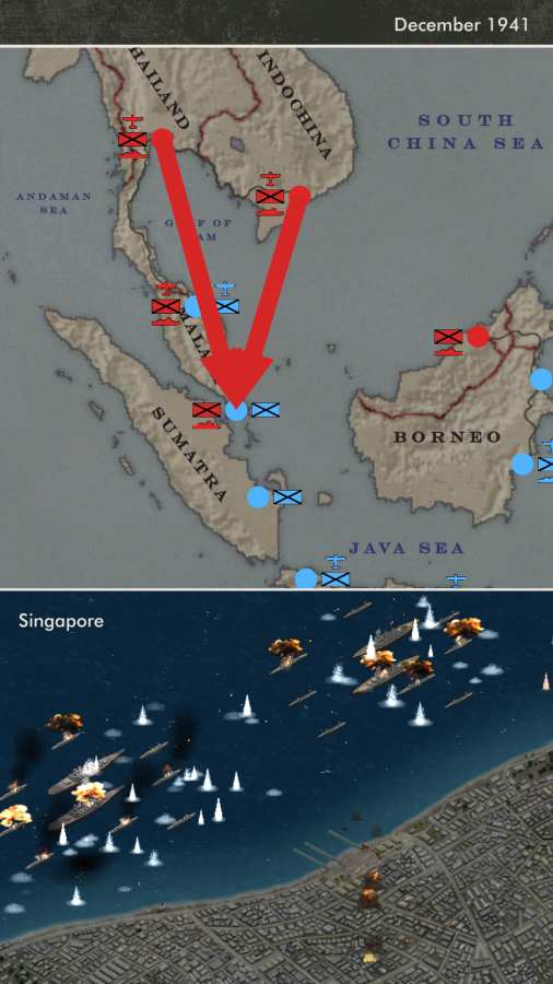 太平洋战火截图2