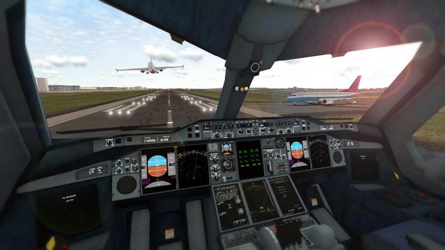 真实飞行模拟器截图4
