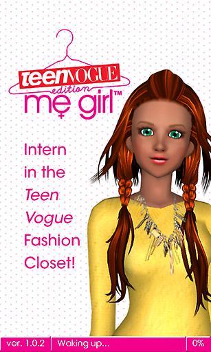 Vogue少女时尚装扮