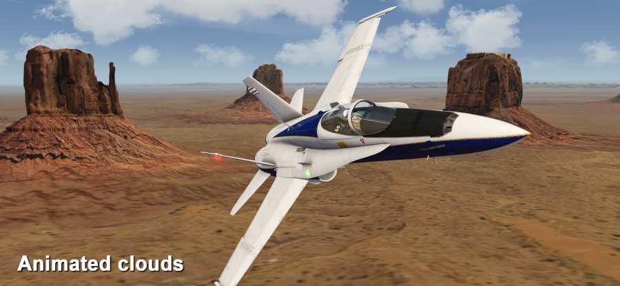 模擬航空飛行2021截圖3