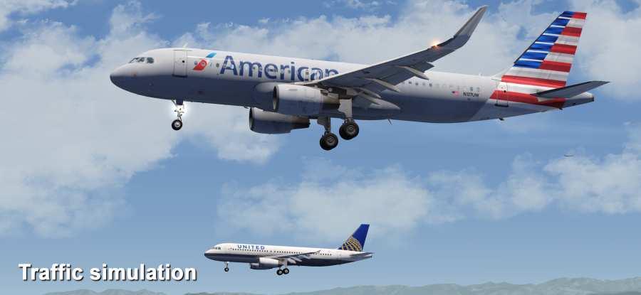 模擬航空飛行2021截圖4