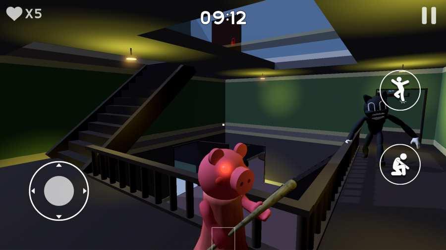 小豬第一章:警笛頭MOD截圖1