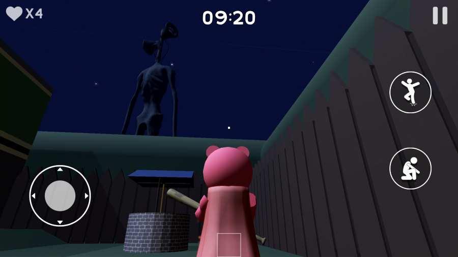 小豬第一章:警笛頭MOD截圖3