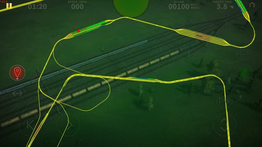 電動火車 高級版截圖1