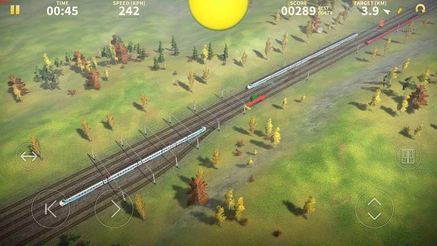 電動火車 高級版截圖2