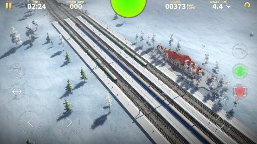 電動火車 高級版截圖3