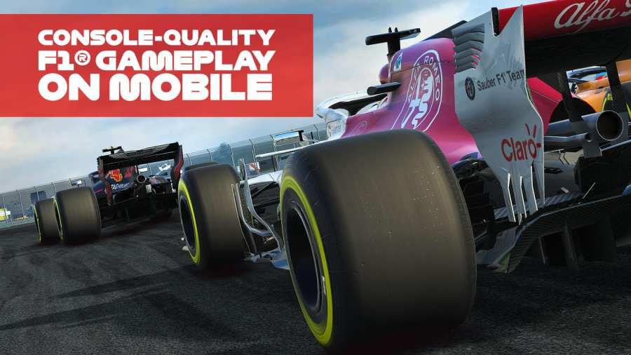 F1赛车 移动版截图1