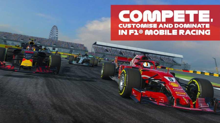 F1赛车 移动版截图2