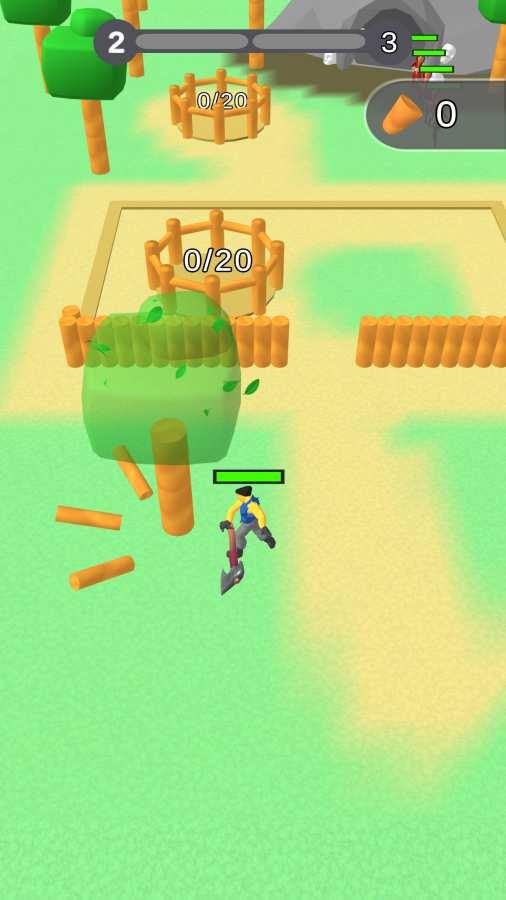 伐木机截图2