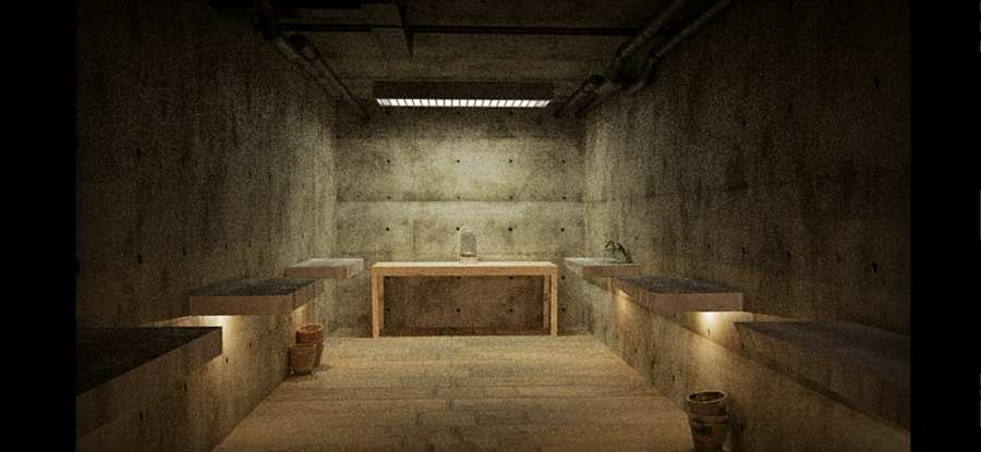 逃離地下室截圖4