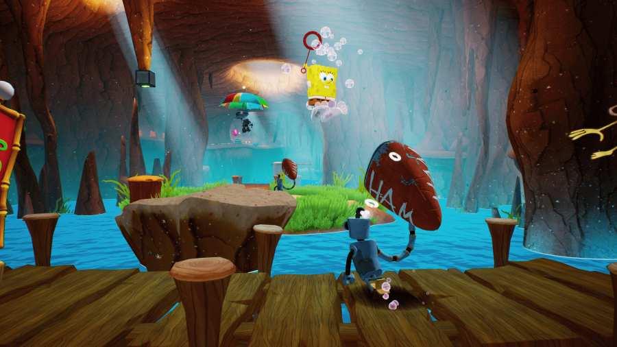 海绵宝宝:比奇堡的冒险截图0