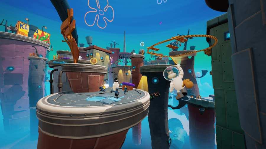 海绵宝宝:比奇堡的冒险截图4