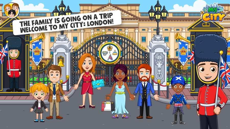 我的城市:伦敦 截图1