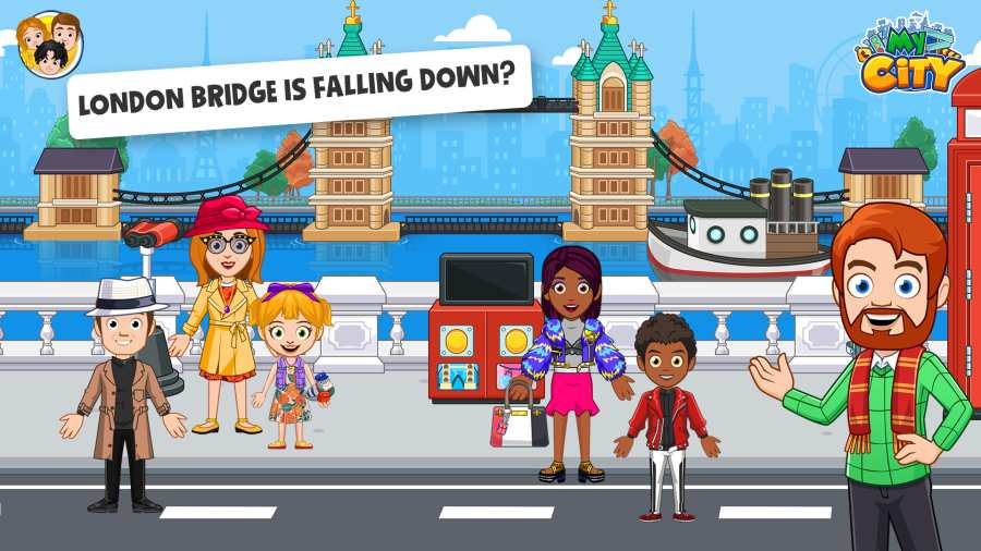 我的城市:伦敦 截图2