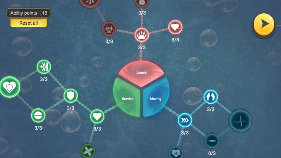 微生物世界:孢子物种的进化截图4