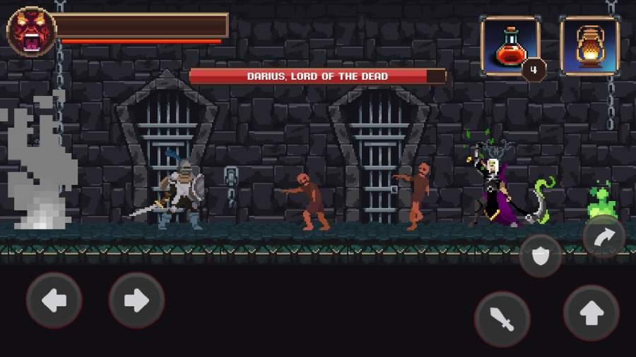 致命的行军:骑士之剑截图4
