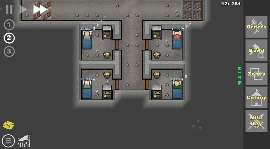 殖民地建筑模拟器