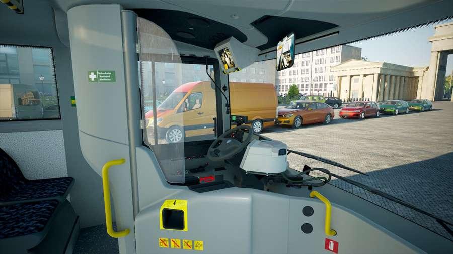 城市公交模拟截图0