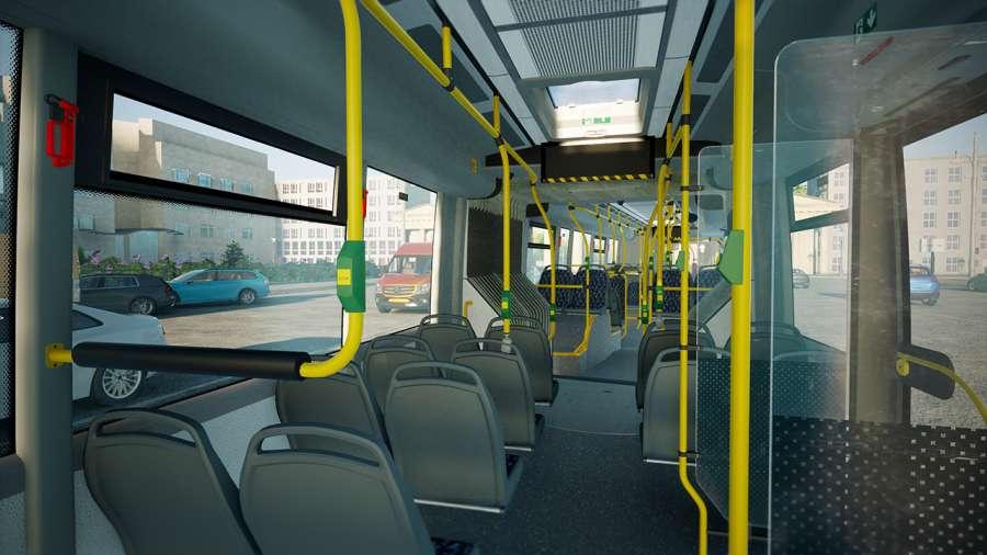 城市公交模拟截图1