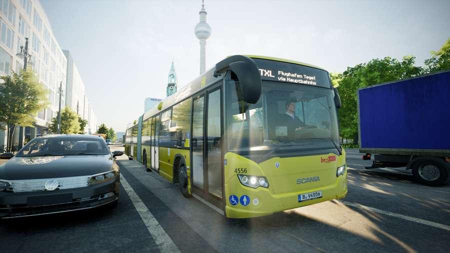 城市公交模拟截图2