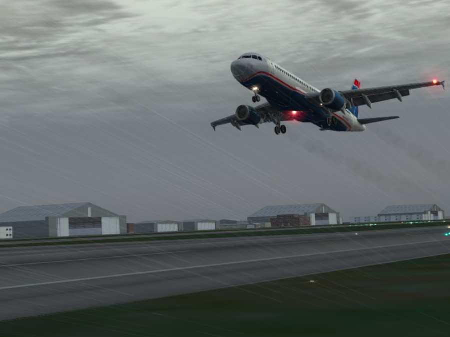 專業模擬飛行截圖0
