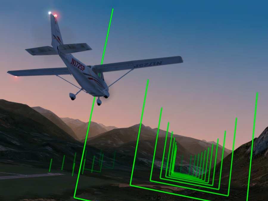 專業模擬飛行截圖1
