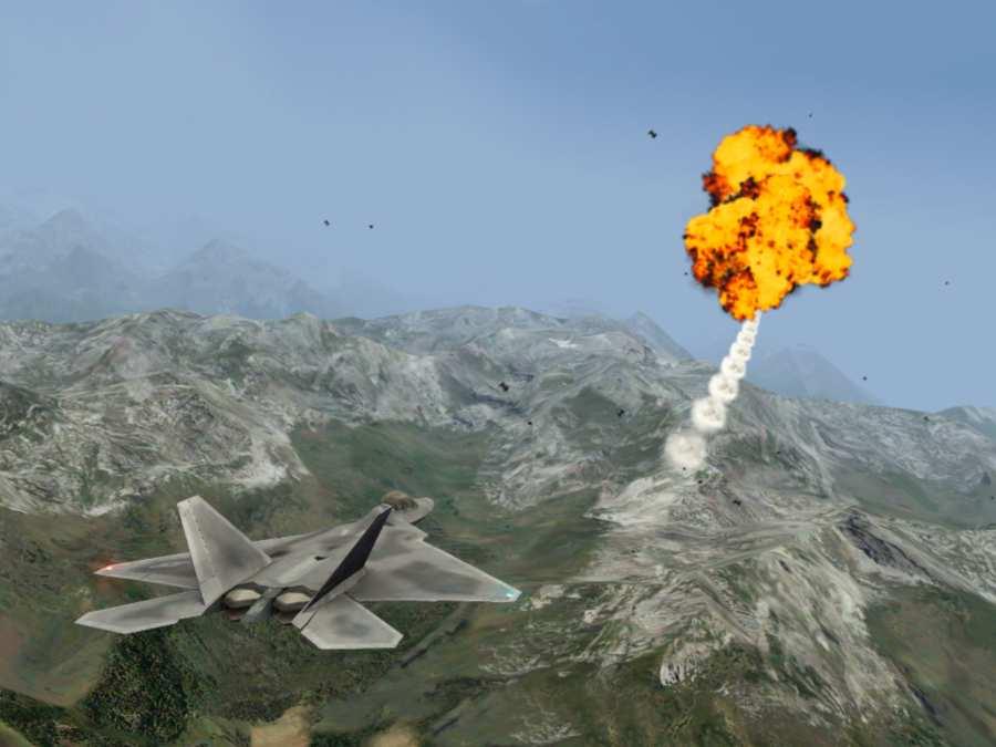 專業模擬飛行截圖2