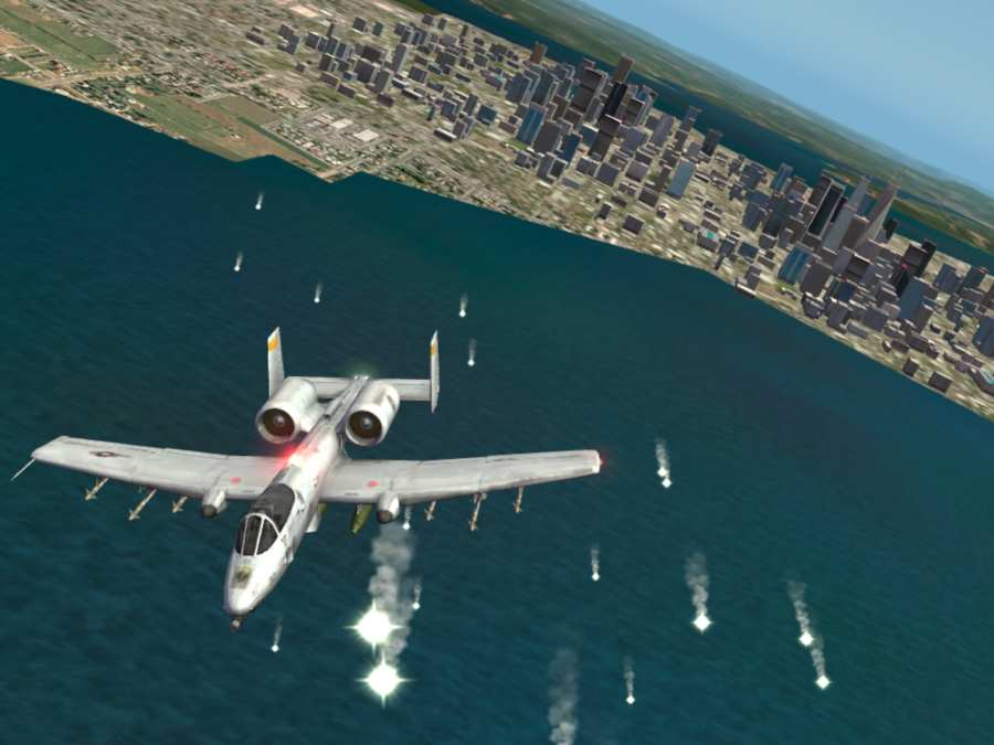 專業模擬飛行截圖3