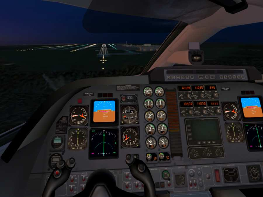 專業模擬飛行截圖4