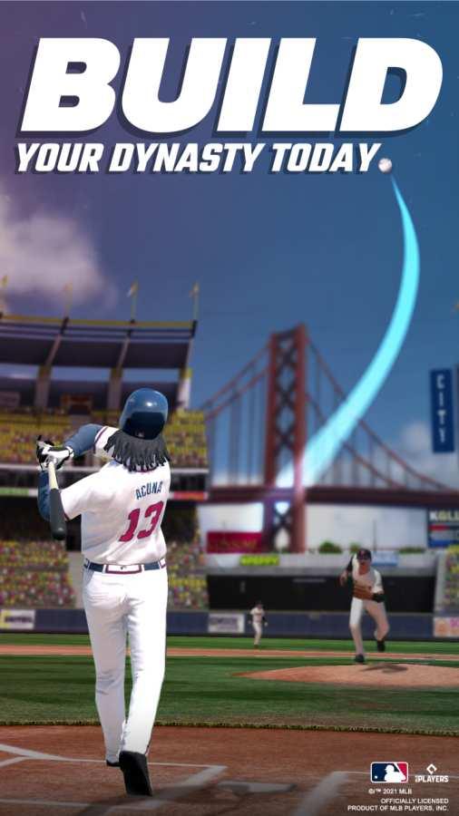 美国职业棒球联盟2021截图0