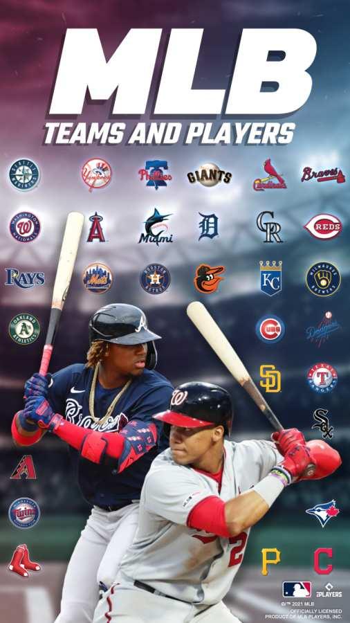 美国职业棒球联盟2021截图1
