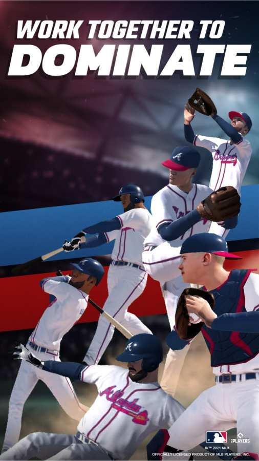 美国职业棒球联盟2021截图4