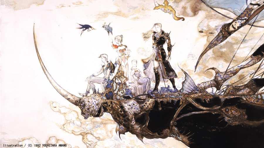 最终幻想8 高清复刻版
