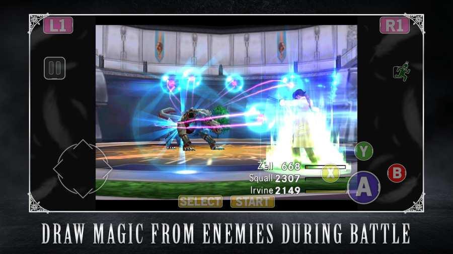 最终幻想8 高清复刻版截图3