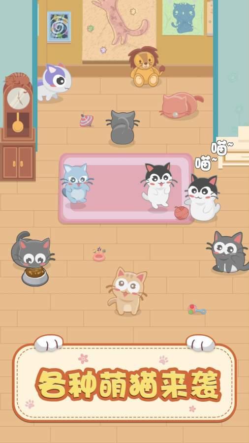 奇妙猫之家截图1
