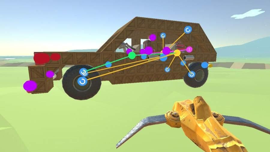 科技创造沙盒截图2