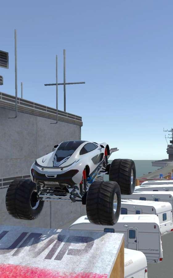疯狂赛车运动