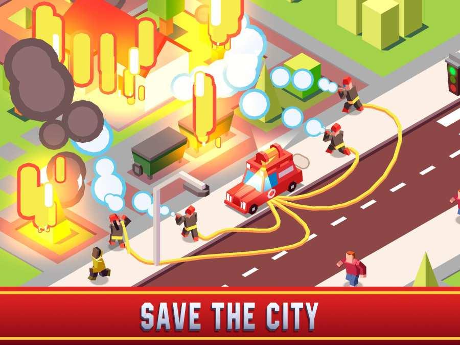 放置消防员帝国大亨截图2