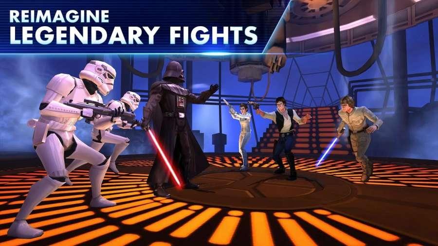 星球大战:银河英雄截图3