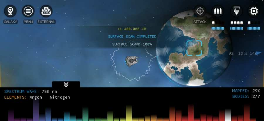 銀河系基因組截圖4