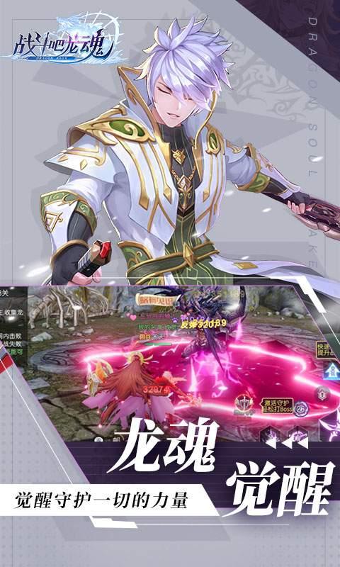 戰斗吧龍魂截圖4