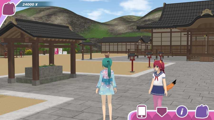 都市少女3D截图2