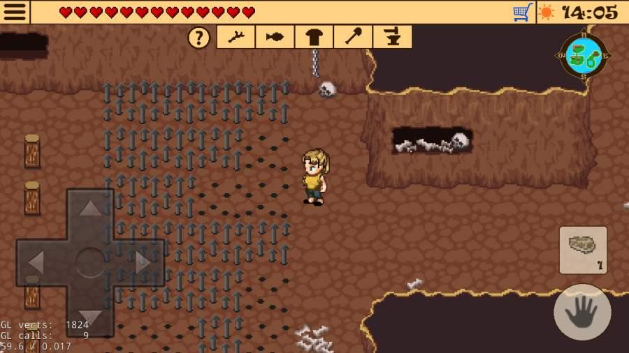 生存RPG 2:神庙废墟