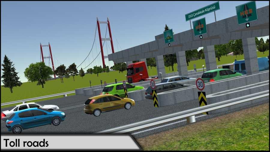 卡车运输模拟2021