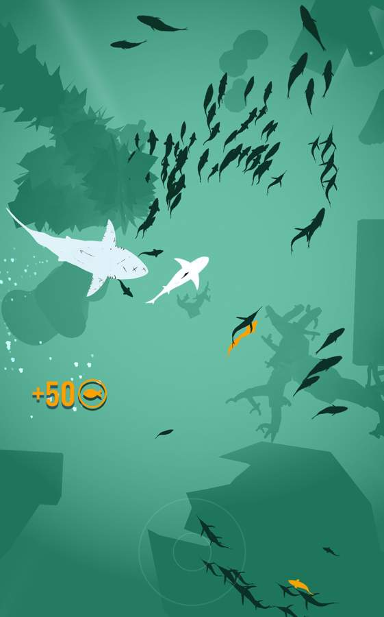 淺灘魚群截圖4