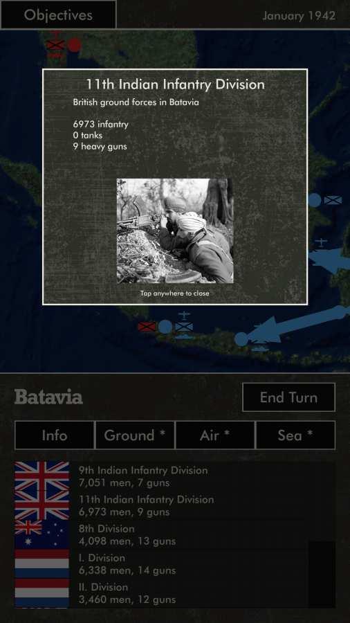 太平洋战火截图3