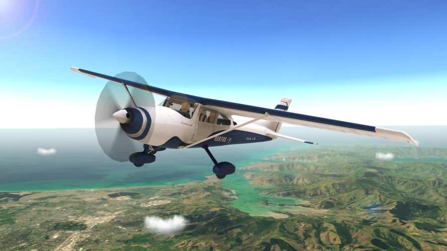 真實飛行模擬器截圖2