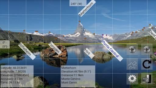 Peakview 观看山头软件 [正式版]截图3