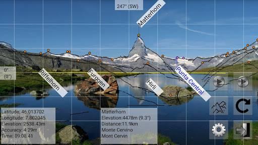 Peakview 观看山头软件 [正式版]截图4