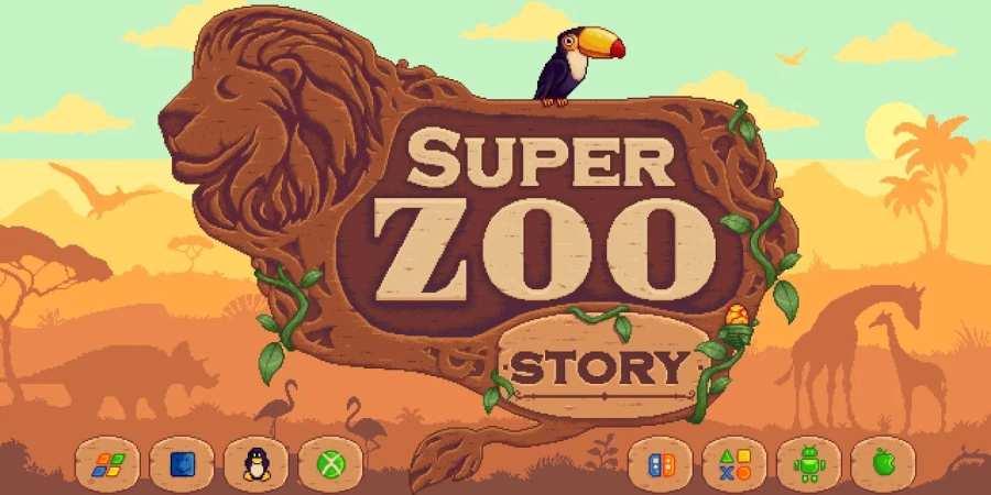 超级动物园故事 截图0